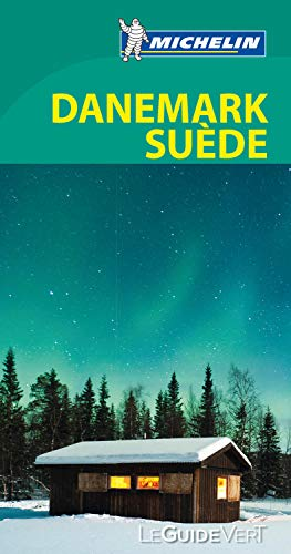 9782067190368: Danemark, Suède (Le Guide Vert)
