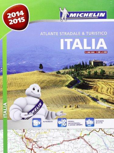 9782067192522: Italia. Atlante stradale e turistico. 1:200.000 (Gli atlanti stradali)
