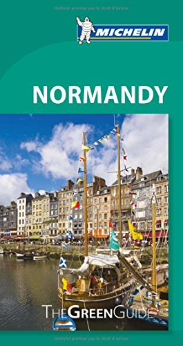 9782067193970: Normandy Green Guide (Michelin Green Guides)