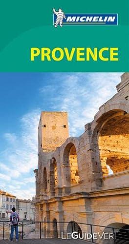 9782067193987: Le Guide Vert Provence Michelin