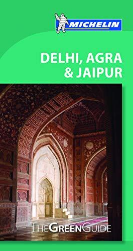 9782067195028: Michelin Green Guide Delhi, Agra & Jaipur