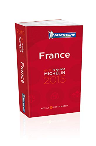 France - le guide Michelin 2015