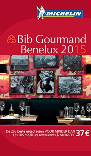 9782067197299: Bib Gourmand Benelux (Le Guide rouge)