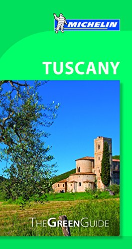 9782067197534: Michelin Green Guide Tuscany