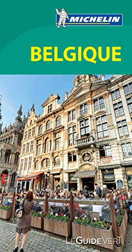 9782067198333: Guide Vert Belgique [ Green Guide in French - Belgium ] (French Edition)