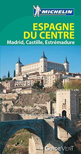 9782067198388: Espagne centre ; Madrid, Castille, Estrémadure - Michelin (French Edition)