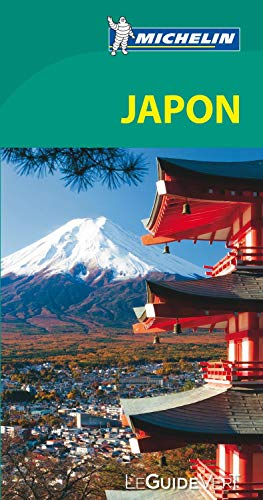 9782067198401: Japon - Michelin (French Edition)