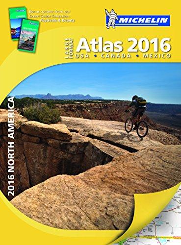 Michelin North America Large Format Atlas 2016 (Atlas (Michelin)): Michelin