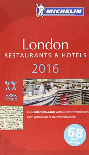 9782067202962: MICHELIN Guide London 2016: Restaurants & Hotels (Michelin Guide/Michelin)