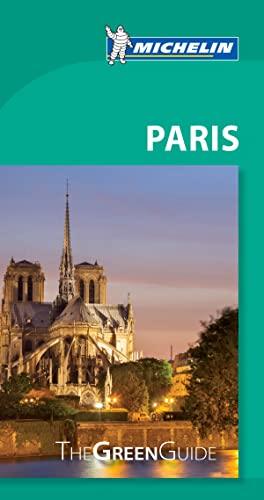 Michelin Green Guide Paris (Green Guide/Michelin): Michelin