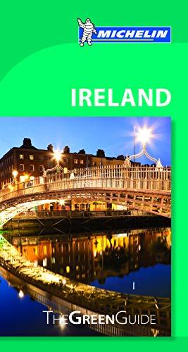 Michelin Green Guide Ireland (Green Guide/Michelin): Michelin Travel &