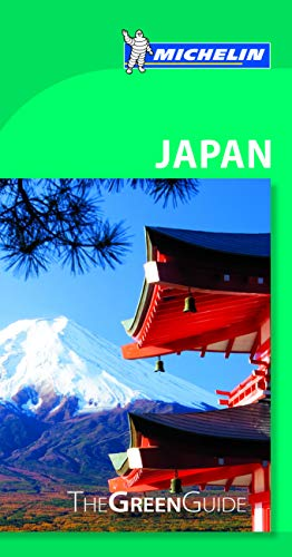 9782067204218: Green Guide Japan (Michelin Green Guide)