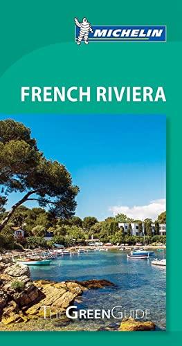 9782067206625: Michelin Green Guide French Riviera (Green Guide/Michelin)