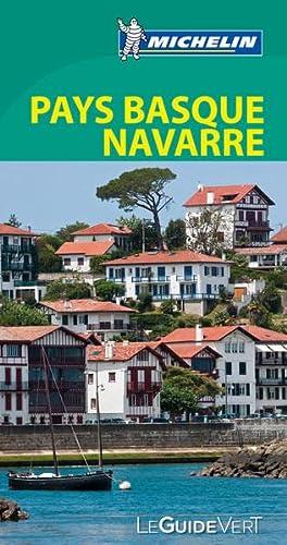 9782067206830: Pays Basque (France, Espagne) et Navarre (Le Guide Vert) (La Guía Verde Michelin)