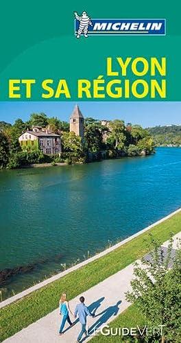9782067206946: Guide Vert Lyon et sa région [ Green Guide in FRENCH - Lyon ] (French Edition)