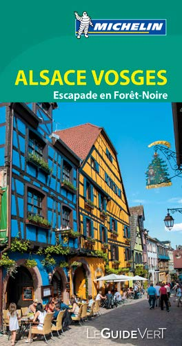 9782067207370: Guide Vert Alsace-Vosges [ Green Guide in FRENCH - Alsace Vosges ] (French Edition)