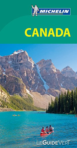 Guide Vert Canada -Michlin (French Edition): Collectif