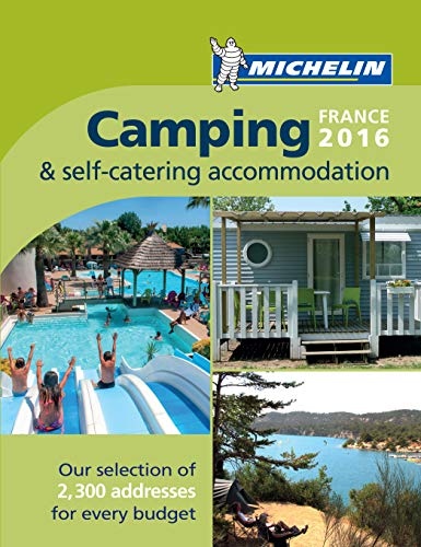 9782067208841: Camping France 2016 (Michelin Camping Guides)