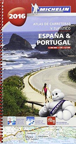 9782067209572: ESPAÑA PORTUGAL ATL CARRETER 4464 2016