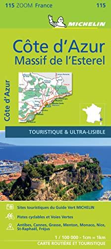 9782067209831: Côte d'Azur