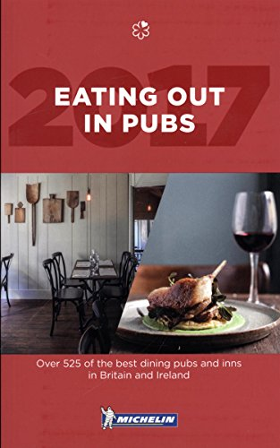 9782067212398: MICHELIN Eating Out in Pubs 2017: Great Britain & Ireland (Michelin Eating Out in Pubs: Great Britain & Ireland)