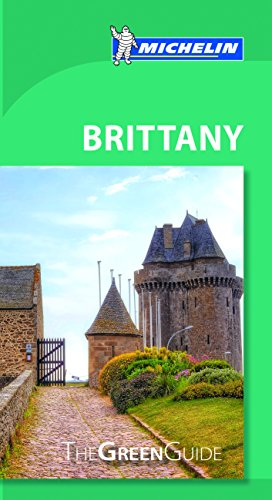 9782067212435: Michelin Green Guide Brittany