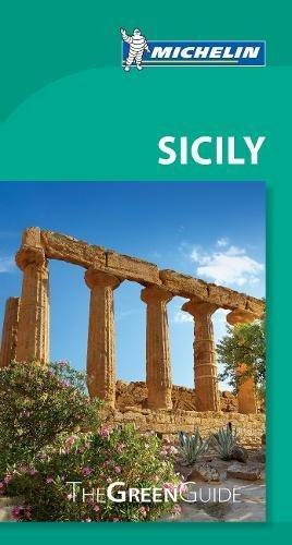 9782067212497: Michelin Green Guide Sicily