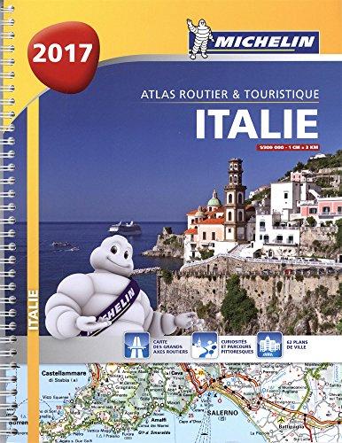9782067217614: Atlas Italie Michelin 2017