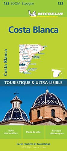 9782067217904: Carte Zoom 123 Espana Costa Blanca