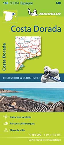 9782067218208: Carte Costa Dorada Michelin