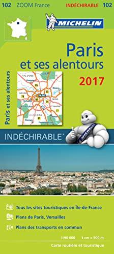 Carte Zoom Paris Et Ses Alentours Map - Us ses map