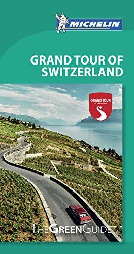 9782067219786: Grand Tour of Switzerland - Michelin Green Guide: The Green Guide (Michelin Tourist Guides) [Idioma Inglés]