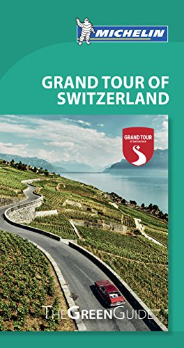 9782067219786: Michelin Green Guide Grand Tour of Switzerland