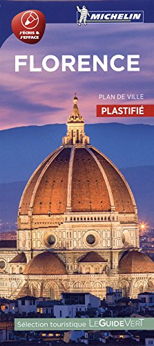 9782067223912: Plan Florence Plastifié Michelin