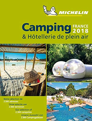 Camping guide france 2018 2018: 9782067227231.