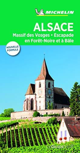 9782067227408: Alsace Vosges (Le Guide Vert): Escapade en Fôret Noire