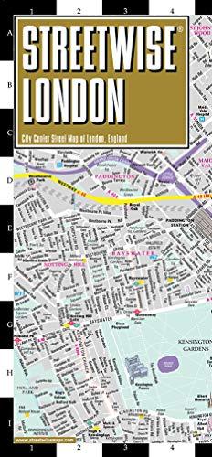 9782067229808: Plan StreetWise Londres