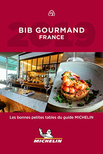 9782067230545: Bib Gourmand France MICHELIN 2019