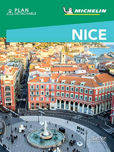 9782067237360: Guide Vert Week&GO Nice Michelin