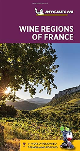 9782067243231: The Green Guide Wine Regions of France