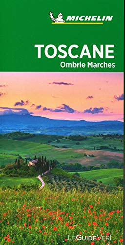 9782067245037: Guide Vert Toscane, Ombrie, Marches