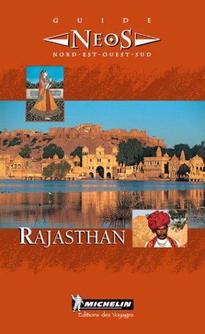 9782068509015: Michelin NEOS Guide Rajasthan, 1e
