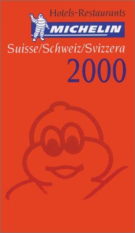 9782069690071: Suisse 2000. Michelin édition
