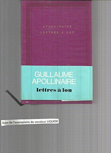 9782070100149: Lettres A Lou