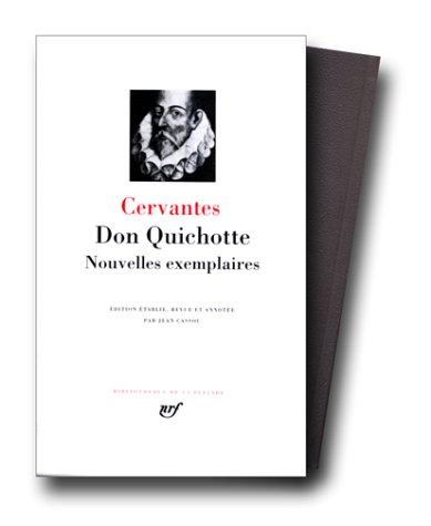 9782070101184: DON QUICHOTTE. : Nouvelles exemplaires (Bibliothèque de la Pléiade)