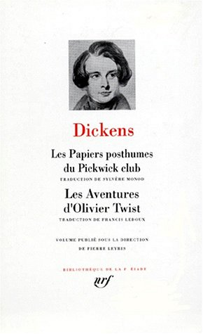 Charles Dickens : Les Papiers posthumes du: Charles Dickens