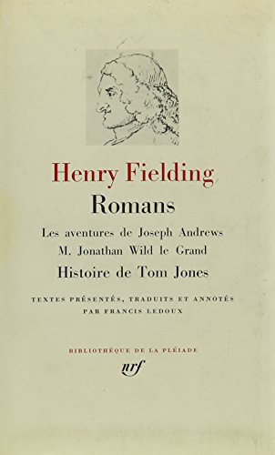 9782070102006: Henry Fielding : Romans