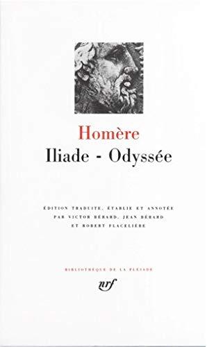 Iliade - Odyssée: Homère