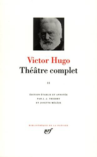 9782070102662: Théâtre complet (Tome 2) (Bibliothèque de la Pléiade)