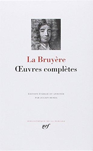 9782070102945: ?uvres complètes (Bibliothèque de la Pléiade)
